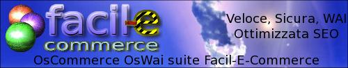 OsWai siute Facil-E-Commerce